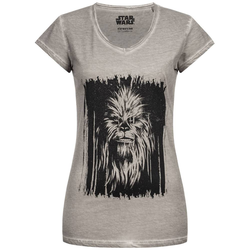 GOZOO x Star Wars Chewbacca Damen T-Shirt GZ-1-STA-496-F-OD-2 - XL