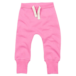 Baby Jogginghose | Babybugz pink 12-18