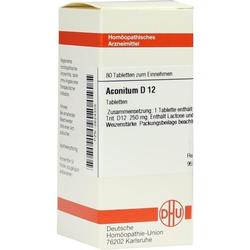 ACONITUM D12