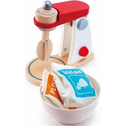 Hape Kinder-Rührgerät Mixer & Rührer, (Set, 4-tlg), mit beweglichen Rührarm