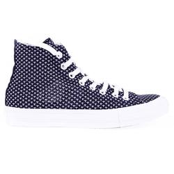 Schuhe CONVERSE - Chuck Taylor All Star II Obsidian/White/White (OBSIDIAN-WHITE-WHITE) Größe: 40