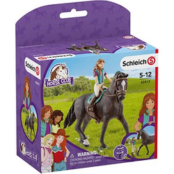 Schleich® Horse Club 42413 Lisa & Storm Spielfiguren-Set