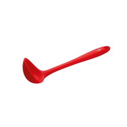 Küchenprofi Schöpflöffel in rot, 28 cm
