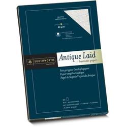 Geschäftspapier Fein geripptes Papier A4 90g/qm 25% Baumwolle VE=80 Blatt weiß