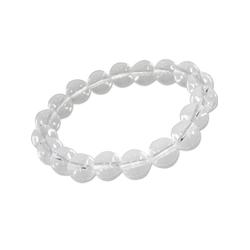 Adelia´s Armband Bergkristall Armband 19 cm