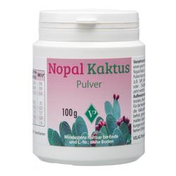 NOPAL Kaktus Pulver