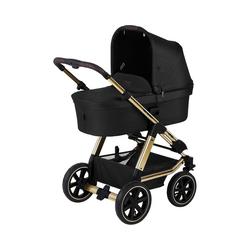 ABC Design Kombi-Kinderwagen Kombi Kinderwagen Viper 4, graphite grey natur