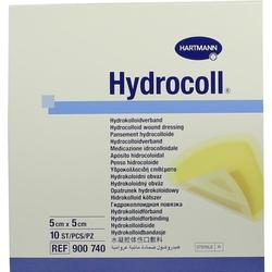 Hydrocoll Hydrokolloidverband 5x5cm