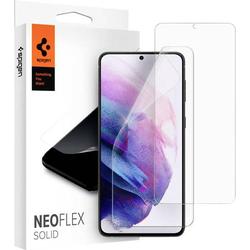 Spigen NeoFlex Solid Displayschutzglas Passend für: Samsung Galaxy S21, Samsung Galaxy S21 5G 1St.
