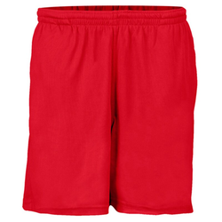 Cool Shorts | Just Cool Fire Red M