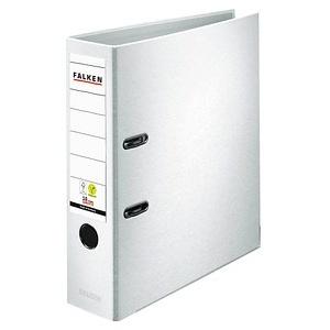 20 x ORDNER A4 8cm grau SOENNECKEN Wolkenmarmor Qualitäts Aktenordner