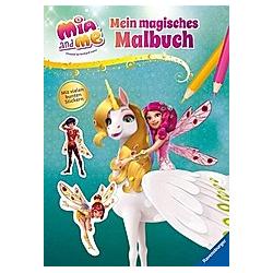 Mia and me: Mein magisches Malbuch - Buch