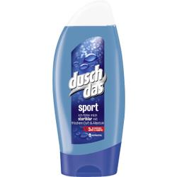 duschdas Duschgel und Shampoo Sport, Mit sportlich-frischem Duft und Allantoin, 250 ml - Flasche
