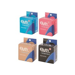 Elyth S - Kinesiology Tape 5cm x 5 m Mixed Box