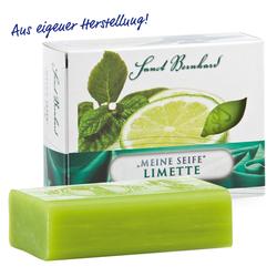 Limetten-Seife