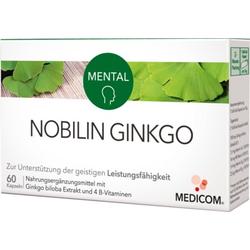 NOBILIN Ginkgo Kapseln