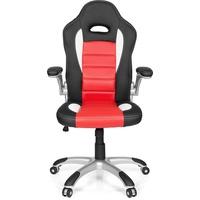 HJH Office Racer Sport schwarz / weiß / rot