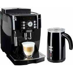 De'Longhi Kaffeevollautomat ECAM 21.118.B, inkl. Milchaufschäumer im Wert von UVP 89,99