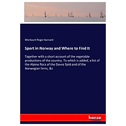 Sport in Norway and Where to Find It
