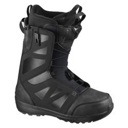 Salomon Snowboard - Launch Black Black/B - Herren Snowboard Boots - Größe: 26,5