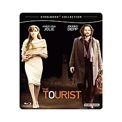The Tourist Steelcase Edition - DVD  Filme