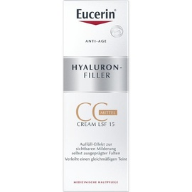 Eucerin Hyaluron-Filler CC Cream Mittel 50 ml