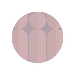 Komar Vliestapete Bauhaus Fusion, glatt, abstrakt, geometrisch, (1 St)