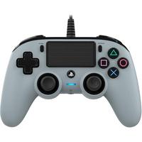 Nacon PS4 Compact Controller grau