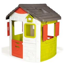 Smoby Spielhaus Neo Jura Lodge, langlebiger Kunststoff