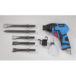 Druckluft Hammer-Set 9-teilig
