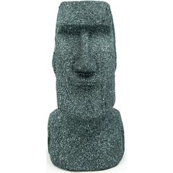 NOOR LIVING Gartenfigur Osterinsel Skulptur Moai Kopf M, (1 St)