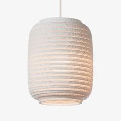 Scraplights Ausi 8 - Ø 19 cm - Weiß