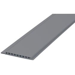 Baukulit VOX Verkleidungspaneel 2,7 m², (Set, 10-tlg) grau
