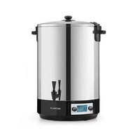 Klarstein KonfiStar 40 Digital Einkochautomat Getränkespender 2500W 40L 100°C 180min Edelstahl