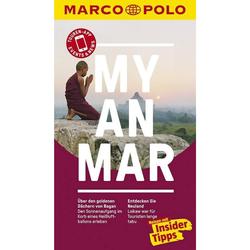 MARCO POLO Reiseführer Myanmar - Neu 2020 Myanmar