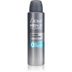 Dove Men+Care Clean Comfort alkohol - und aluminiumfreies Deo 24 Std. 150 ml