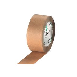 (0,03 EUR/1 m) Supra Packband SupraCraft 100044, 50mm x 50m, Papier, braun