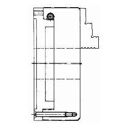 Röhm Dreh- und Schleiffutter ZS Hi-Tru Größe 250 3-Backen DIN 6350 180269