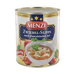 Menzi Zwiebelsuppe Französicher Art  800ml