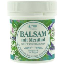 125ml Balsam mit Menthol Hautcreme für Erkältung Entspannung Pullach Hof