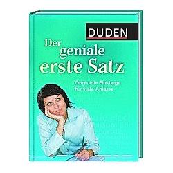 Duden - Der geniale erste Satz