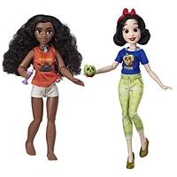 Hasbro Disney Prinzessin Chaos im Netz Moana und Snow White