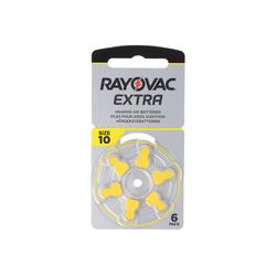 VARTA Rayovac Hörgerätebatterie Varta HA10, PR70, 4610, Batterie