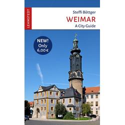 Weimar als Buch von Steffi Böttger