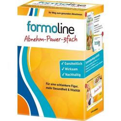 formoline Abnehm-Power-3fach L112+Eiweißdiät+Buch