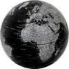 EMFORM® emform® Globus Globus PLATON 300 OAK black, (2-tlg)