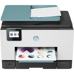 HP Officejet Pro 9025 All-in-One Oasis Blue Farb Tintenstrahl Multifunktionsdrucker A4 Drucker, Scan