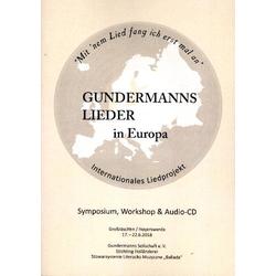 Gundermanns Lieder in Europa als Buch von BUCH mit CD Gundermanns Seilschaft e.V.