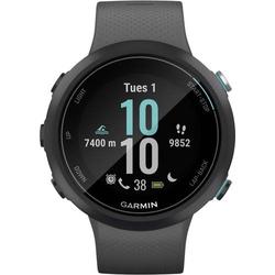 Garmin SWIM 2 Schiefergrau/Schwarz Smartwatch Schiefer-Grau
