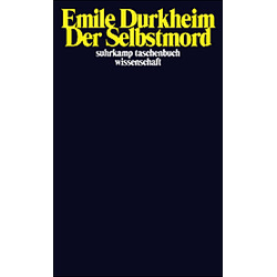 Der Selbstmord. Émile Durkheim  - Buch